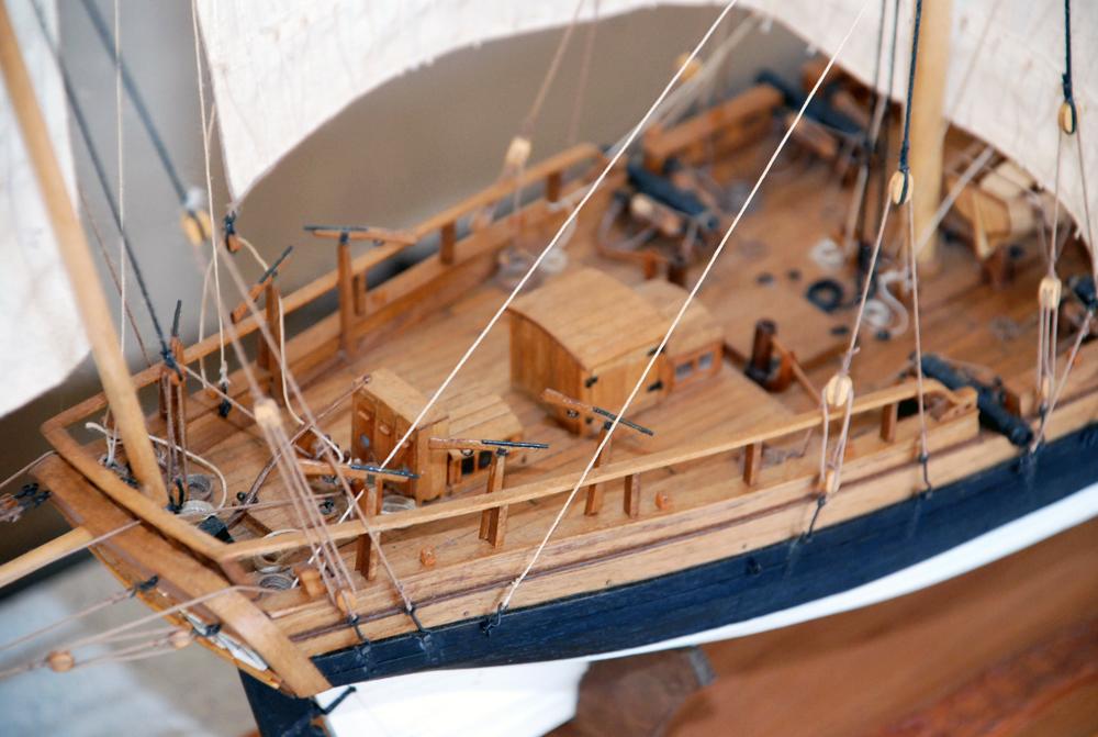 帆船模型 ル・クルー LE COUREUR