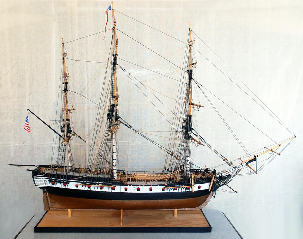 アメリカ合衆国フリゲート艦 ESSEX エセックス