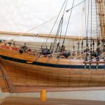 帆船模型 英国海軍 アラート The Naval Cutter ALERT