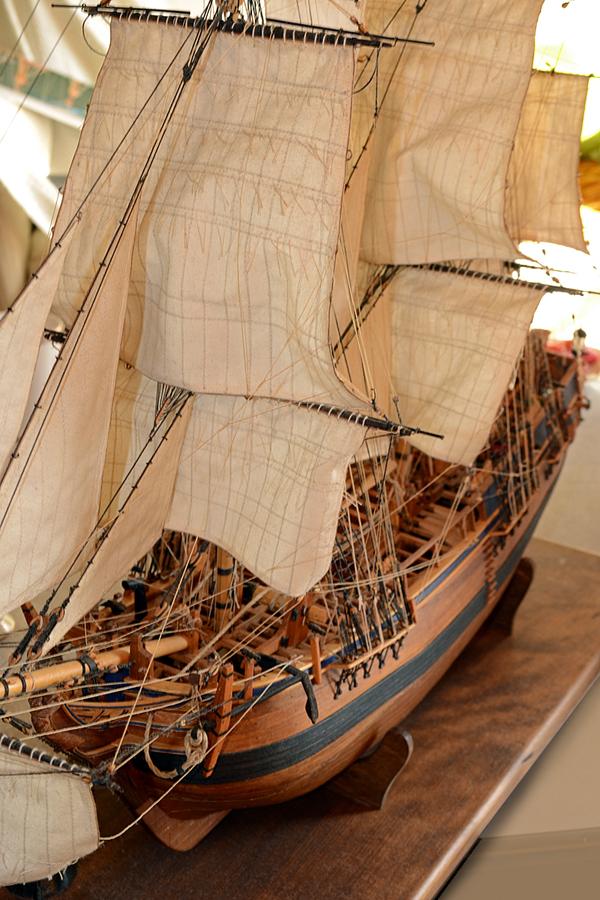 帆船模型 バウンティ号 Bounty