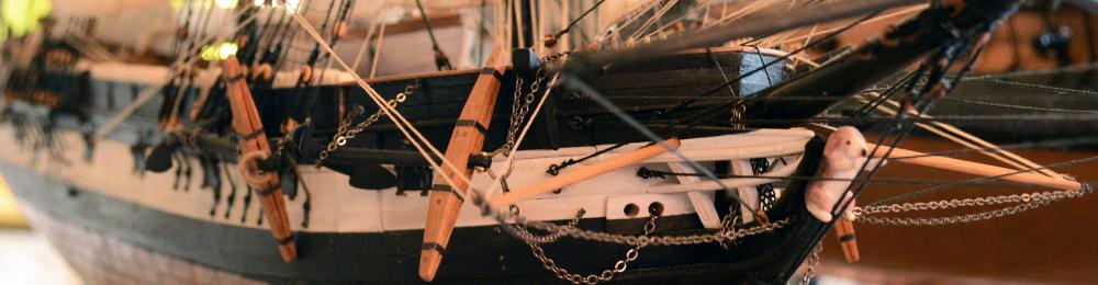帆船模型のDockyard SAKAI