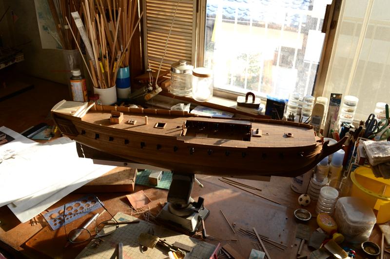 帆船模型工房